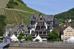 Germany, Rhine Valley Royalty Free Stock Image