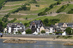 Germany, Rhine Valley royalty free stock images
