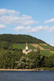 Germany,Rhineland,Middle Rhine,View of Ahrenfels Cast Stock Photos