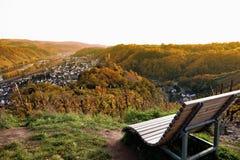 Germany,Rhineland,View of niederburg castle Stock Image
