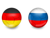 Germany Russia Stock Images
