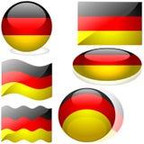 Germany Set Royalty Free Stock Photography