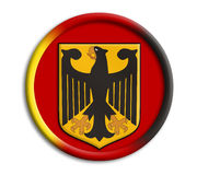 Germany shield Royalty Free Stock Photos