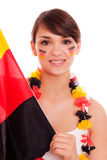 Germany soccer Royalty Free Stock Photography