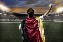 Germany soccer player Royalty Free Stock Photo