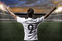 Germany soccer player Stock Photo