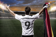Germany soccer player Stock Photography