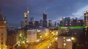Germany stadt. City view Stock Images