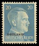 Adolf Hitler, Eastern Lands Royalty Free Stock Images