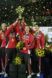 Germany team Stock Photo
