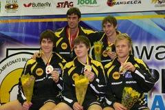 Germany team boys. Royalty Free Stock Photography