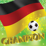 Germany Team Stock Images