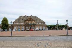 germany Teaterfyrkant i Dresden 16 Juni 2016 Royaltyfri Fotografi