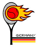 Germany tennis Stock Photography
