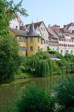 germany tuebingen Royaltyfri Bild