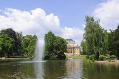 germany Wiesbaden zdjęcie stock