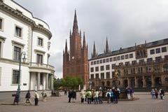 germany Wiesbaden obrazy royalty free