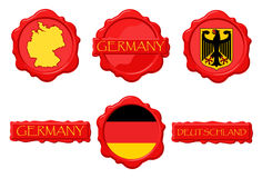 GermanyWS Royalty Free Stock Photos