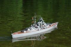 Germen de bateaux de bataille Photos libres de droits