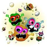 Germes Image libre de droits