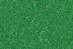 Germes e bactérias no fundo da cor verde fotos de stock royalty free