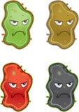Germi illustrazione vettoriale