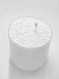 Germogli del cotone in cartuccia Fotografia Stock