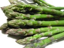 Germogli dell'asparago Fotografia Stock