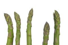 Germogli dell'asparago fotografie stock libere da diritti