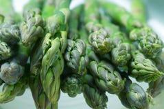 Germogli dell'asparago Immagini Stock Libere da Diritti