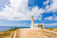 Gero Gombos Lighthouse fotografía de archivo