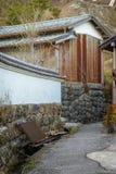 Geroeste Garage Royalty-vrije Stock Afbeeldingen