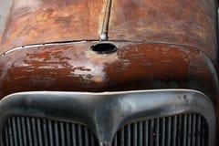 Geroeste klassieke Duitse auto Stock Afbeeldingen