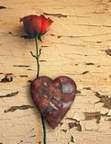 Geroeste liefde vector illustratie