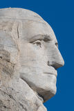 Geroge Washington profile Royalty Free Stock Photos