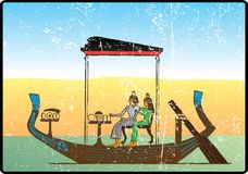 Geroglifici egiziani - 15 Immagini Stock