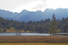 gerold jezioro Obrazy Royalty Free
