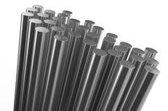 Gerolltes Metall, Stangen vektor abbildung