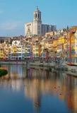 Gerona, Каталония, Испания Стоковые Фотографии RF