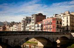 Gerona Royalty Free Stock Images