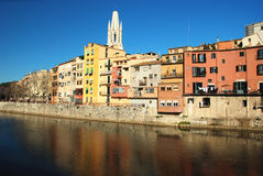 Gerona Royalty Free Stock Photo