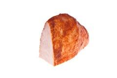 Gerookt varkensvlees. ham Royalty-vrije Stock Afbeeldingen
