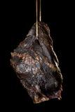 Gerookt varkensvleesvlees Royalty-vrije Stock Fotografie