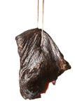 Gerookt varkensvleesvlees Stock Foto