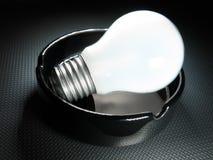 Gerookte energie Royalty-vrije Stock Foto's