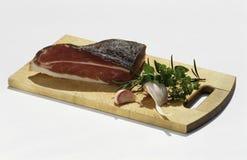 Gerookte Ham Stock Afbeeldingen
