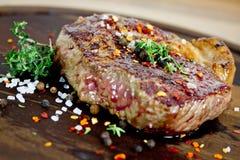 Geroosterd lapje vlees Royalty-vrije Stock Fotografie