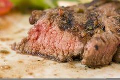 Geroosterd lapje vlees Royalty-vrije Stock Afbeeldingen