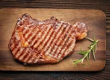 Geroosterd rundvleeslapje vlees Royalty-vrije Stock Foto