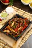 Geroosterd rundvleeslapje vlees stock afbeeldingen